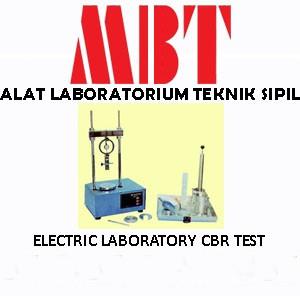 ELECTRIC LABORATORY CBR TEST