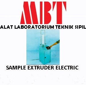 SAMPLE EXTRUDER ELECTRIC