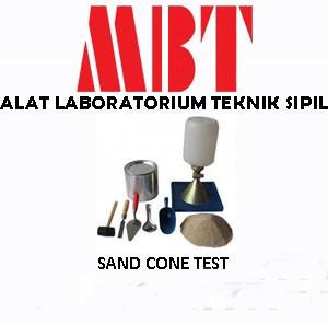 SAND CONE TEST