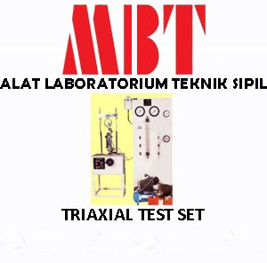 TIRAXIAL TEST SET